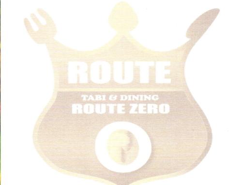 旅 x ダイニングバー ROUTE ZERO