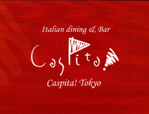 Caspita! Tokyo Italian Dining & Bar