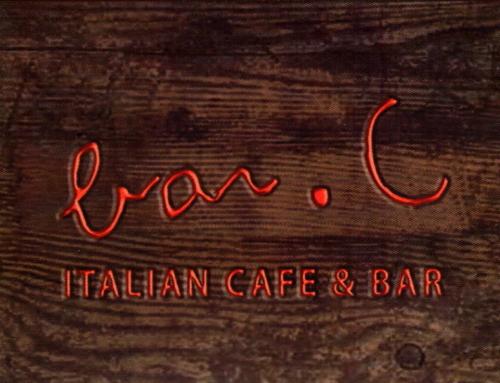 cafe & Bar bar.C